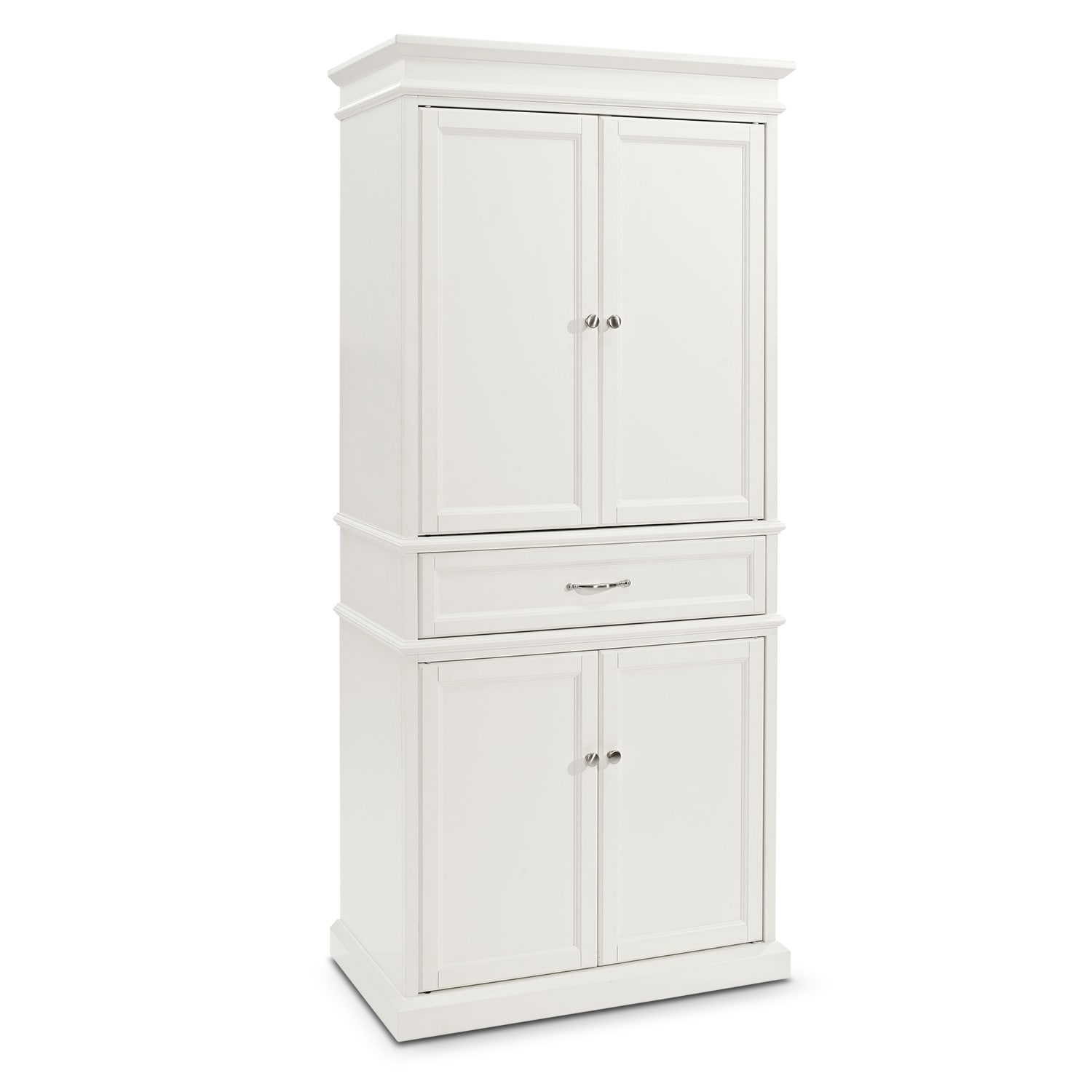 Dining Room Furniture - Midway Pantry - White