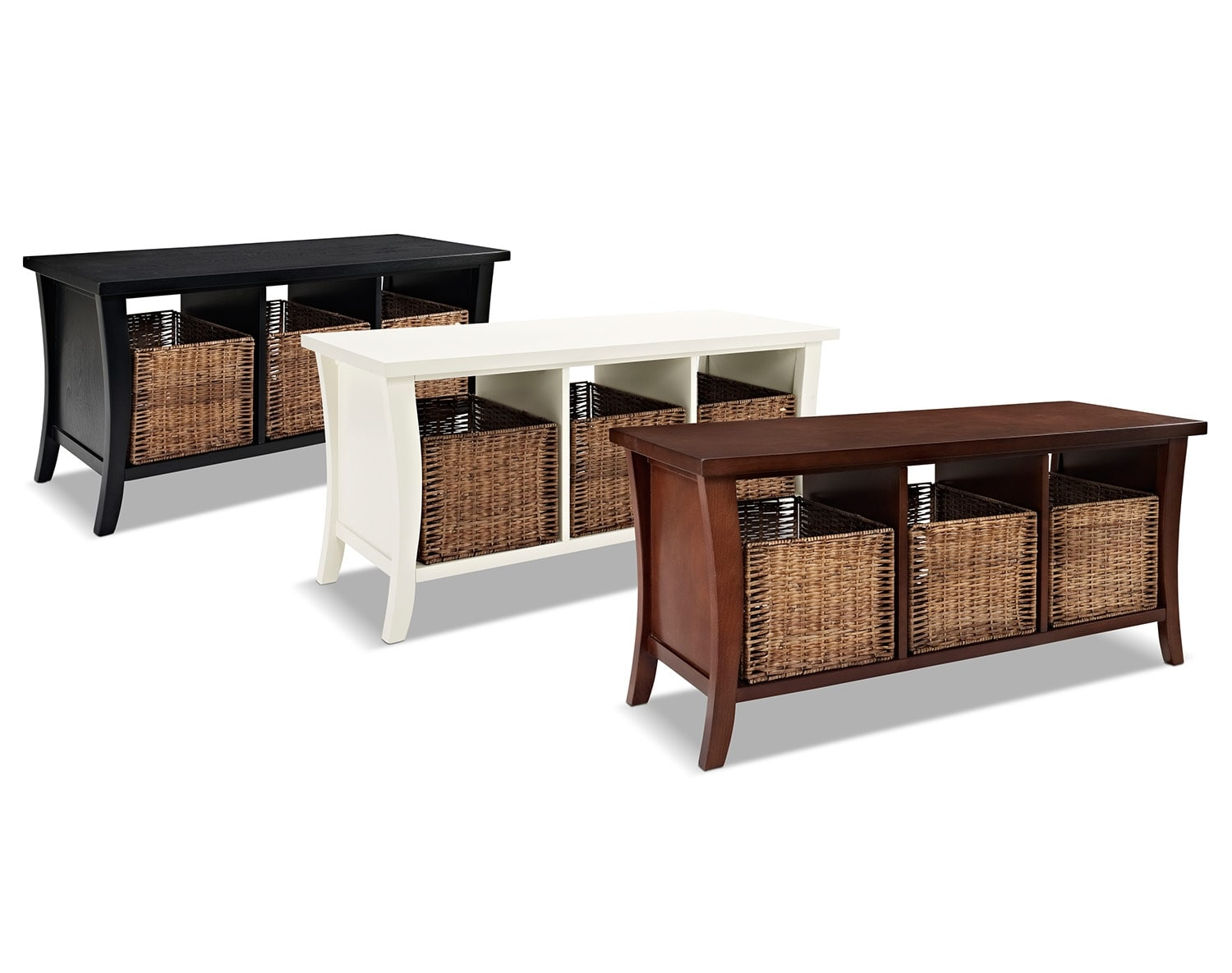 The Mae Entryway Bench Collection