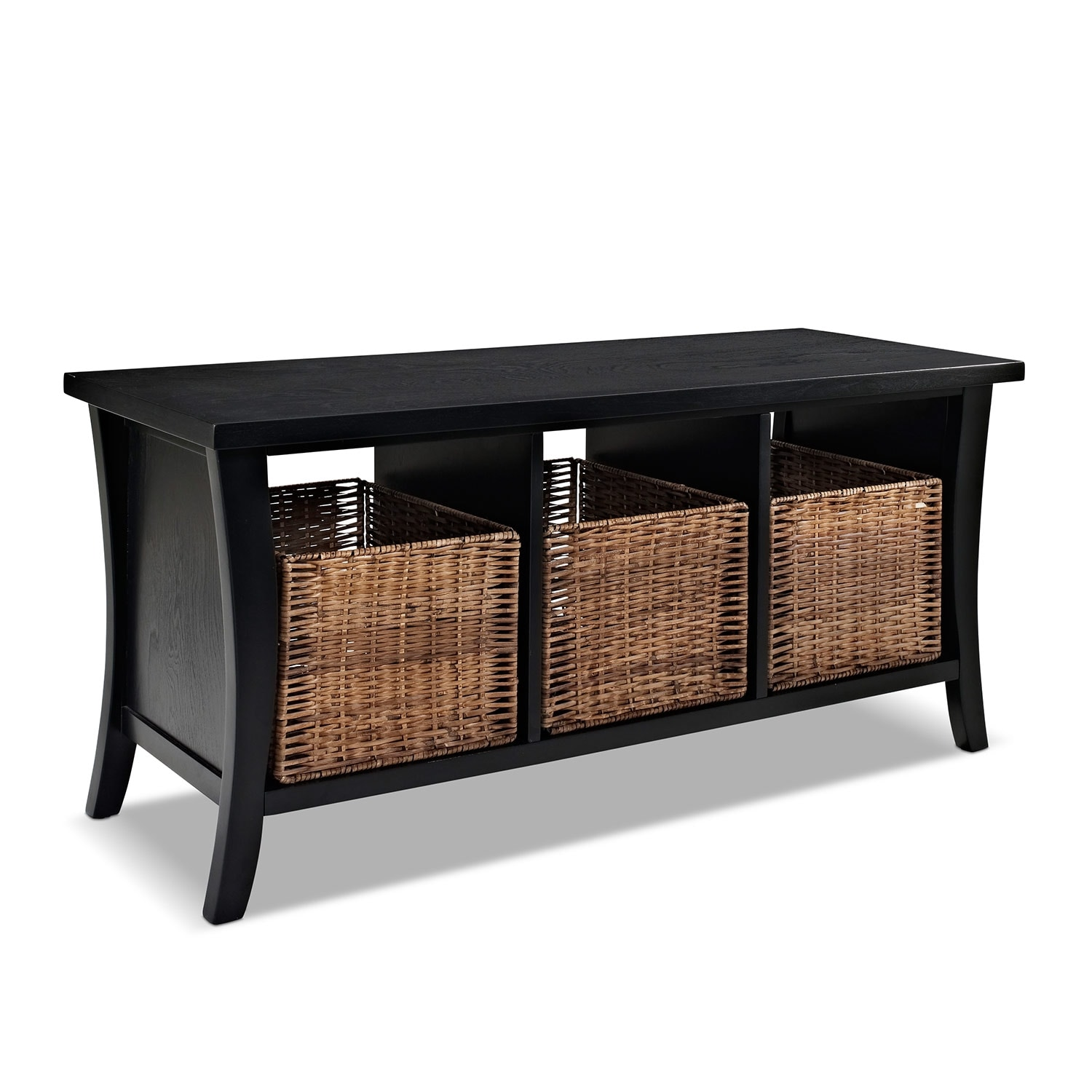 Accent and Occasional Furniture - Mae Entryway Storage Bench