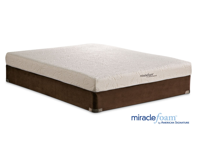 Miracle Foam Renew II Mattress Collection