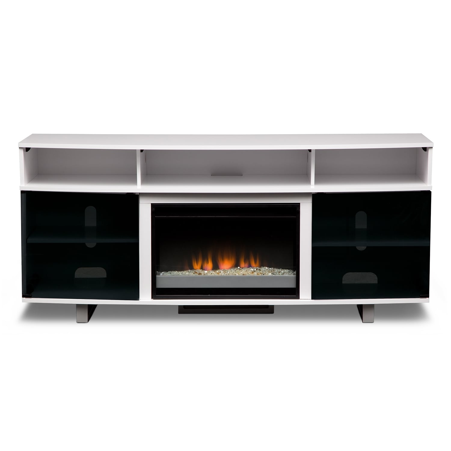 latest amazing fireplace uncategorized stylish collections within trends of stand white on with full size tv ideas electric sale