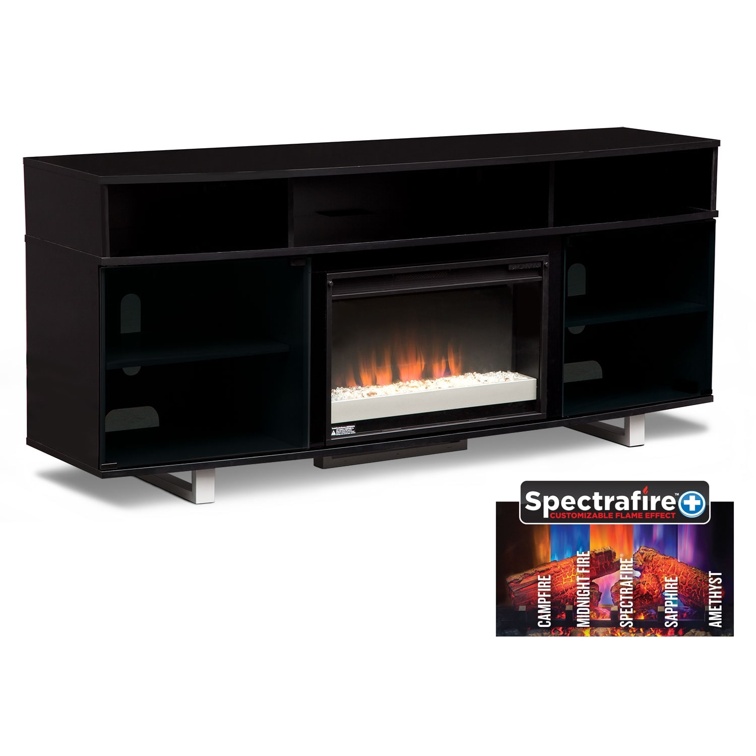 Fireplaces | American Signature Furniture