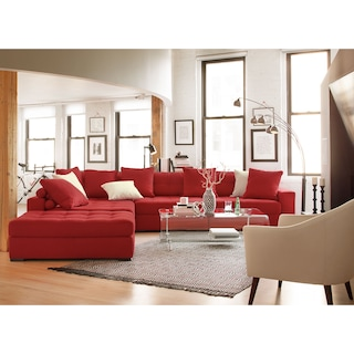 The Venti Collection - Red