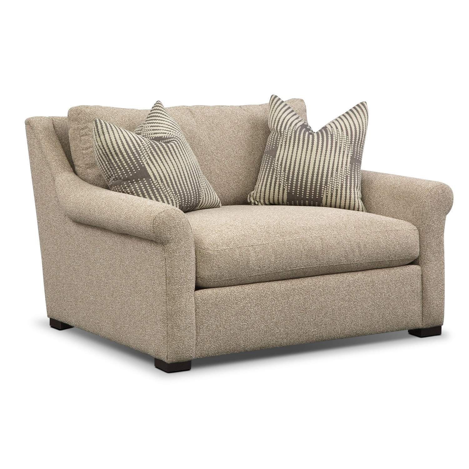 packages package room beige product and living chair loveseat set armless sofa american marisol