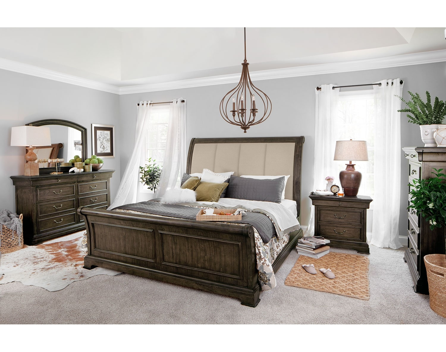 The Collinwood Bedroom Collection