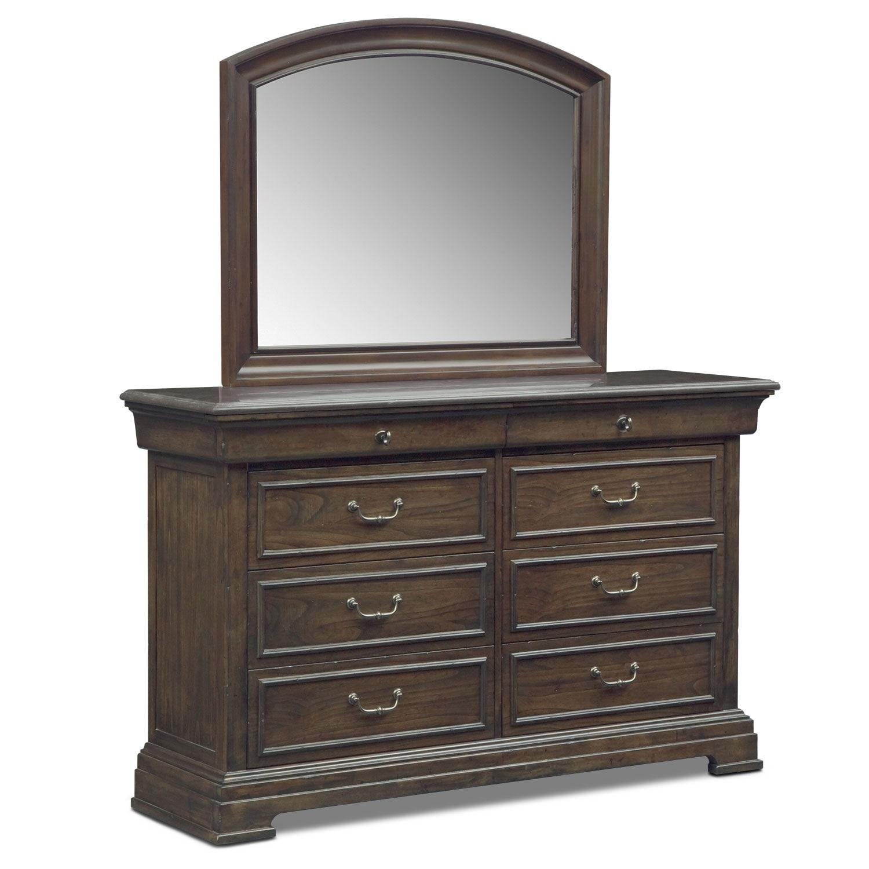 Collinwood Dresser & Mirror