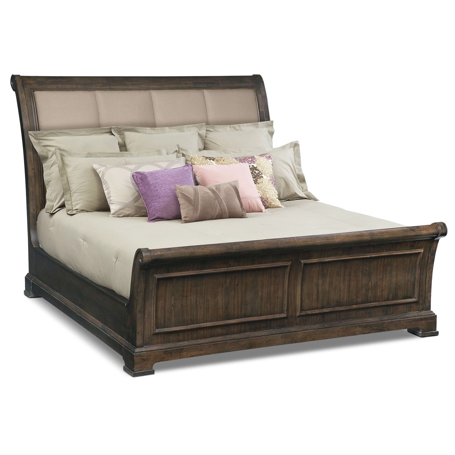 Collinwood King Sleigh Bed