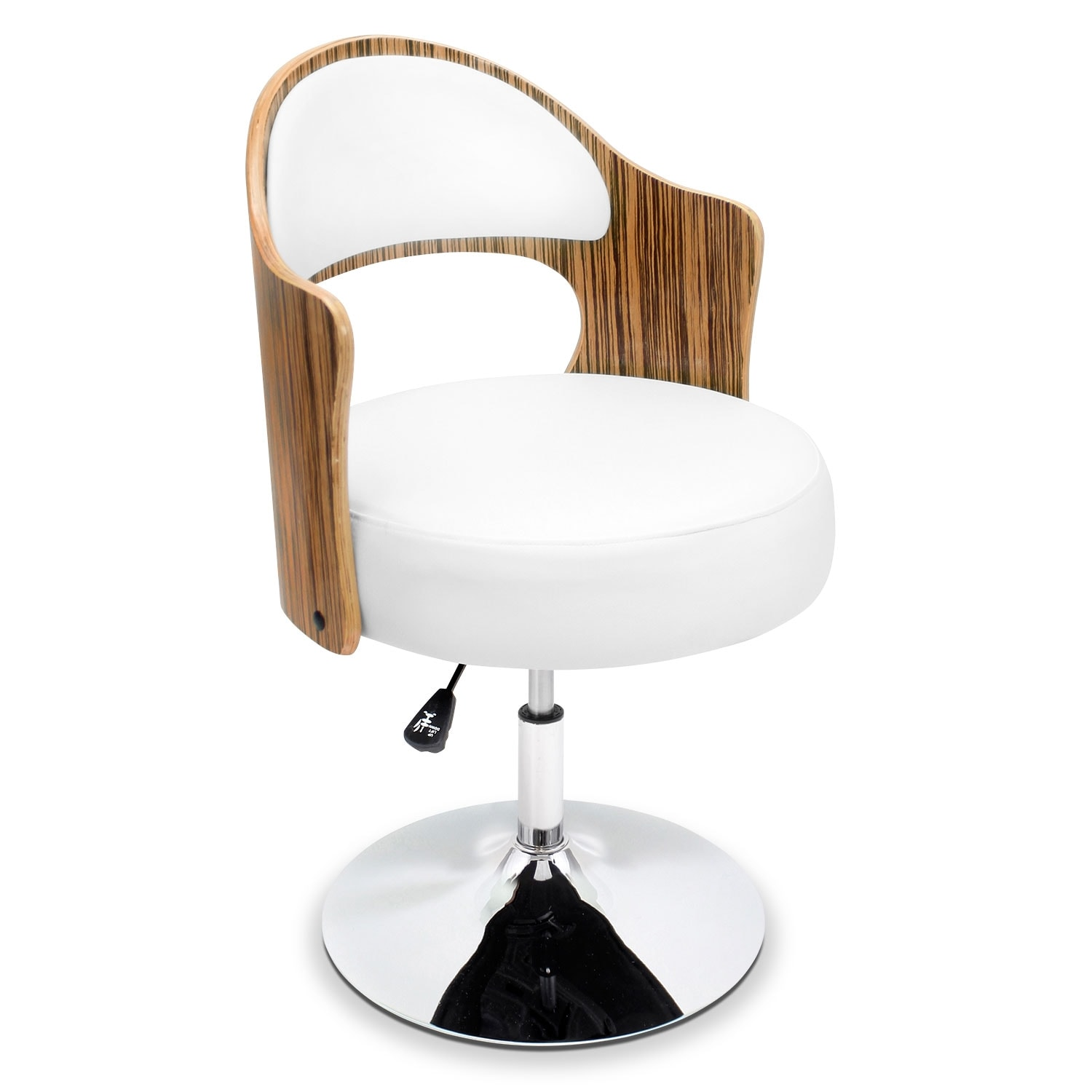 Park Accent Chair - White