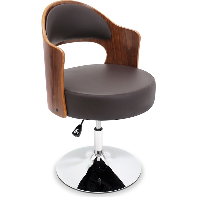 Accent and Occasional Furniture - Park Accent Chair - Brown