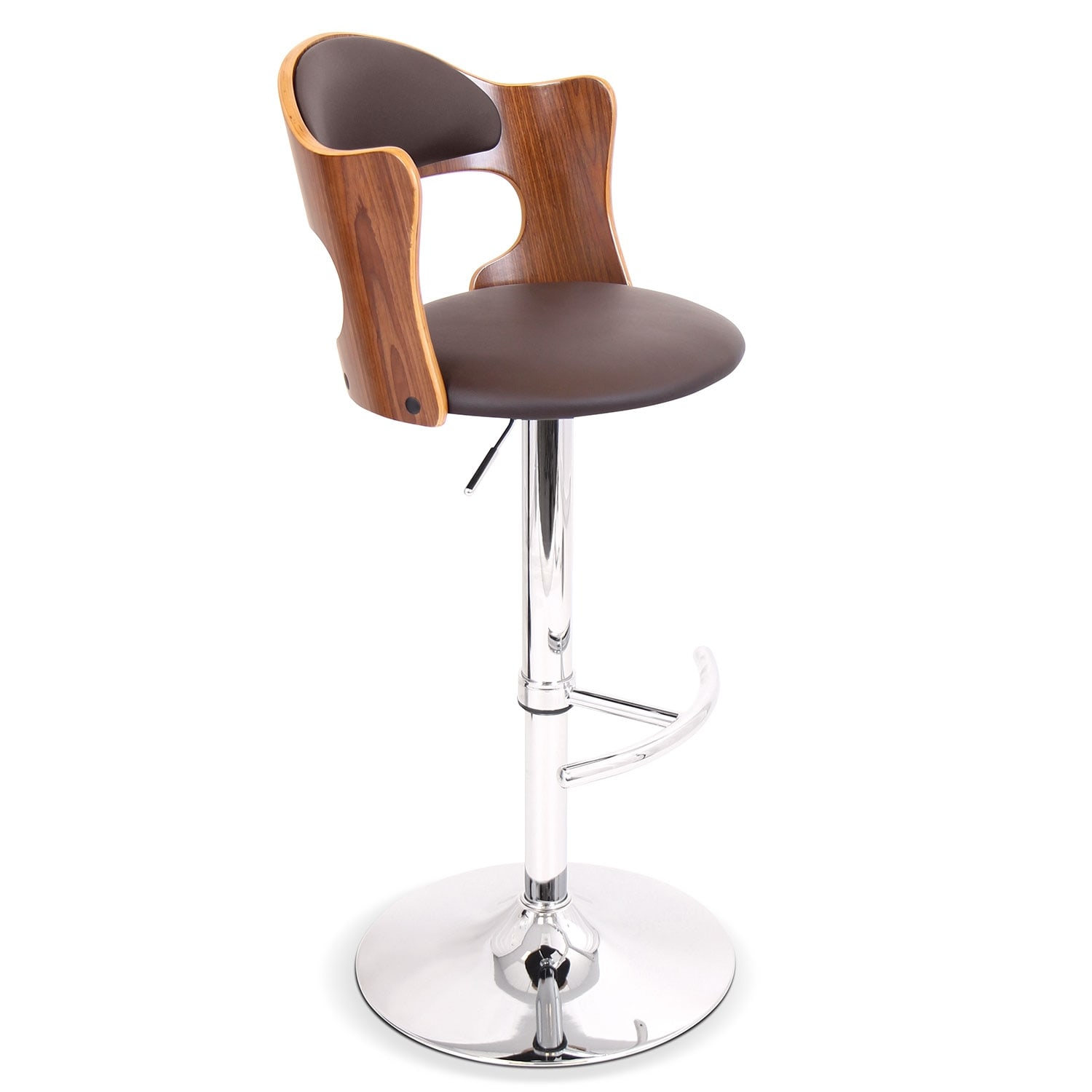 Accent and Occasional Furniture - Ciao Adjustable Barstool