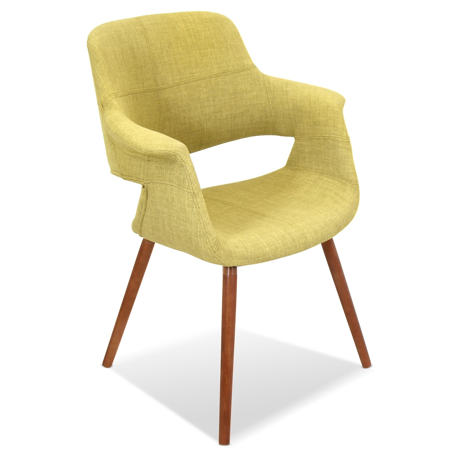 Solo Accent Chair - Green