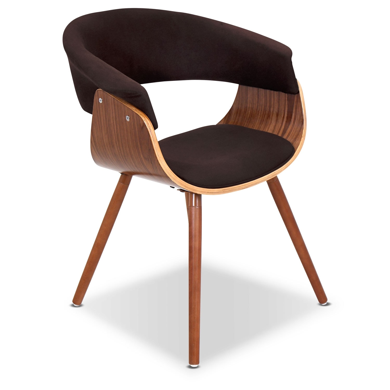 Beacon Accent Chair - Espresso