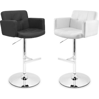The Porter Adjustable Barstool Collection