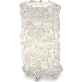 Lace Tower Table Lamp