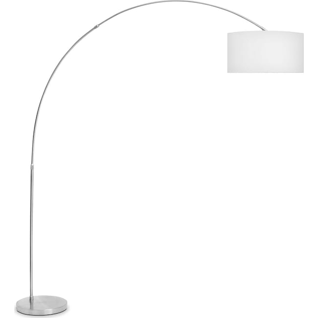 Home Accessories - Salon Floor Lamp - White