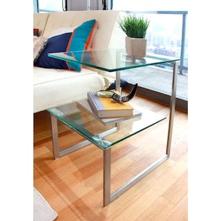 Compound End Table