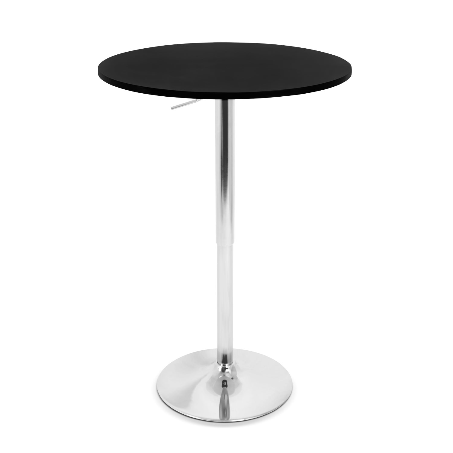 Accent and Occasional Furniture - Frankie Adjustable Bar Table