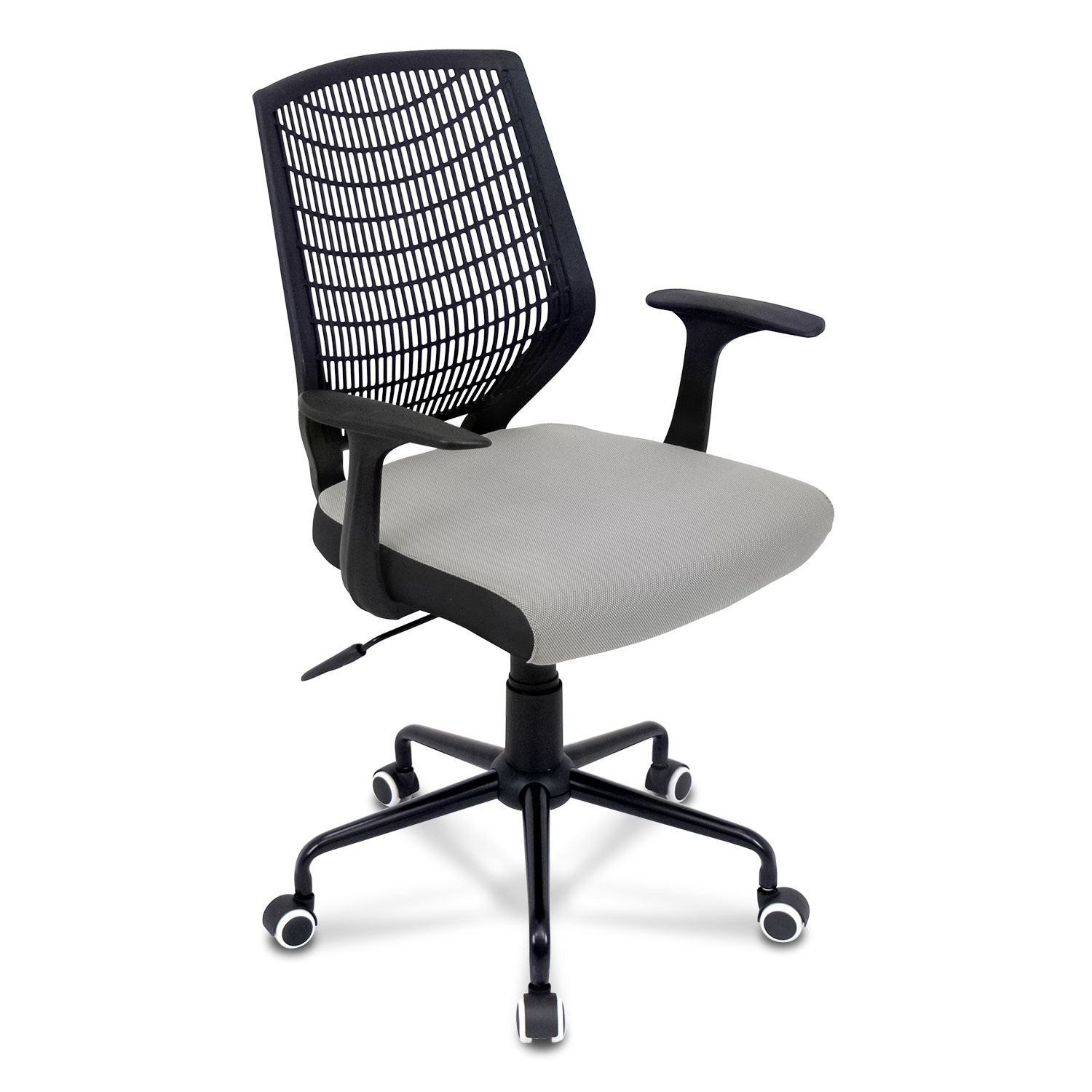 Home Office Furniture - Helix Office Chair - Black