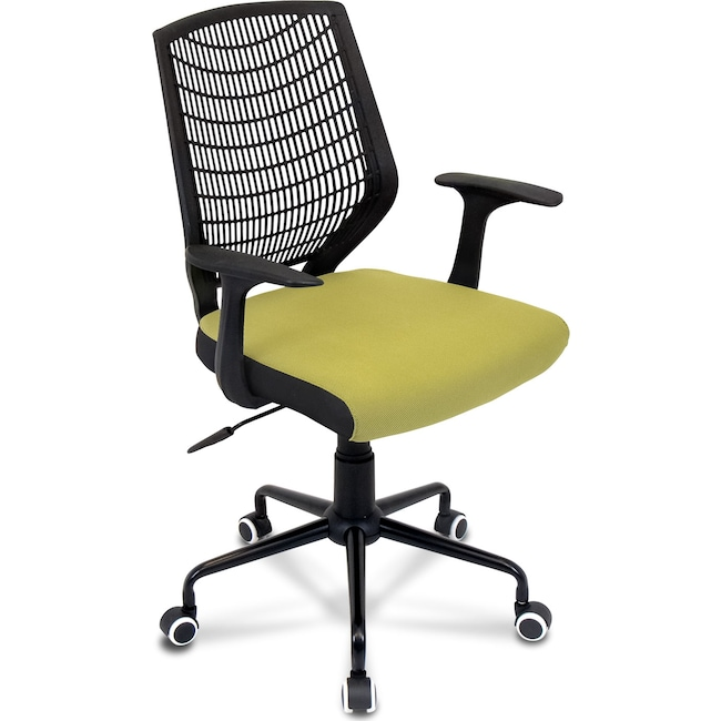 Home Office Furniture - Helix Office Chair - Green