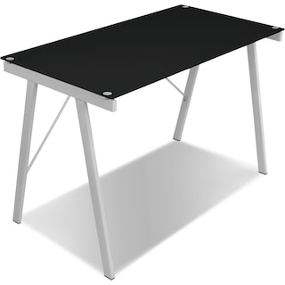 Zone Desk - Black