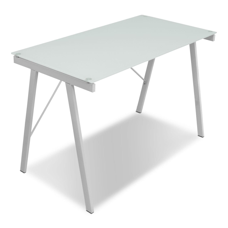 Zone Desk   White ...