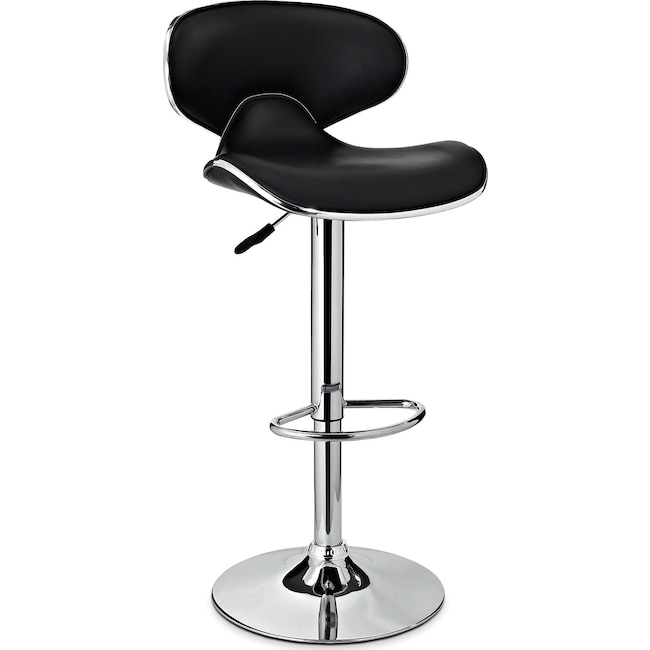 Accent and Occasional Furniture - Liv Adjustable Bar Stool