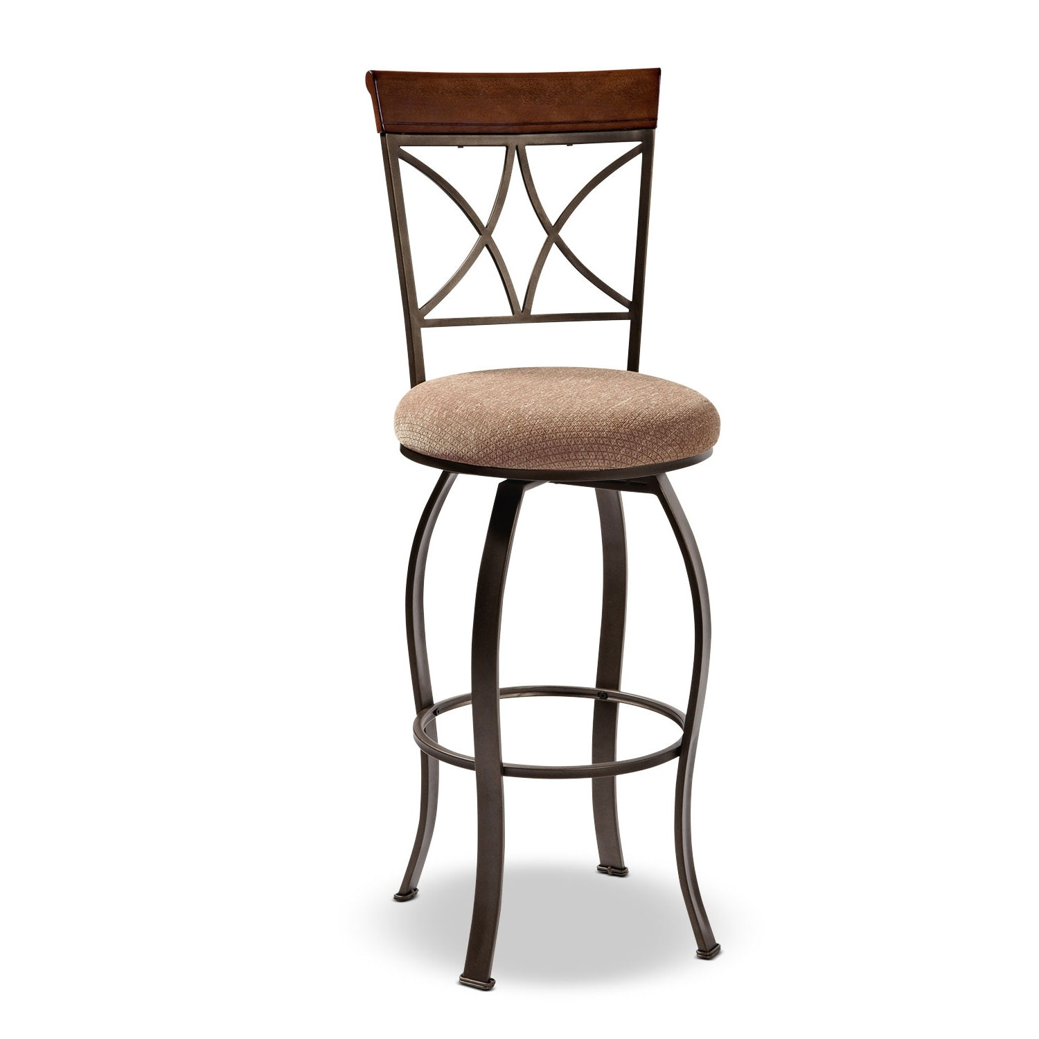 Accent and Occasional Furniture - Rosedale Barstool
