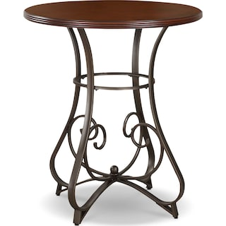 Rosedale Pub Table - Medium Cherry