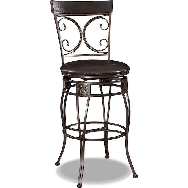 Dining Room Furniture - Grandview Barstool - Black
