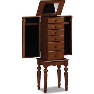 The Milton Jewelry Armoire Collection