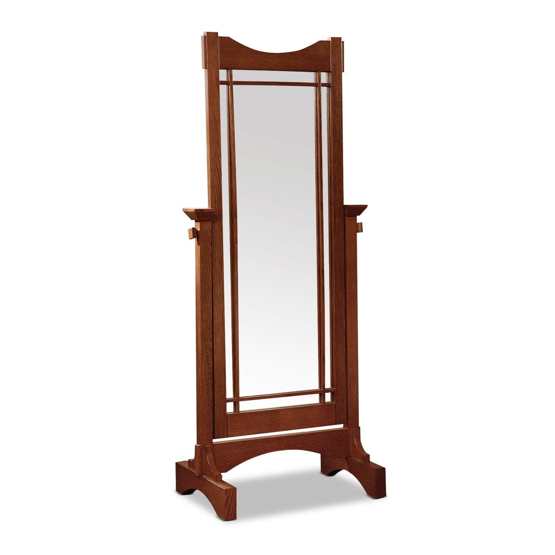 Blain Cheval Mirror