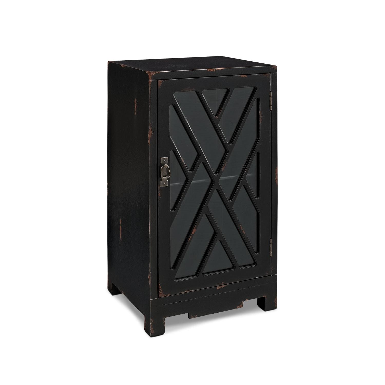 [Tia Side Table - Black]