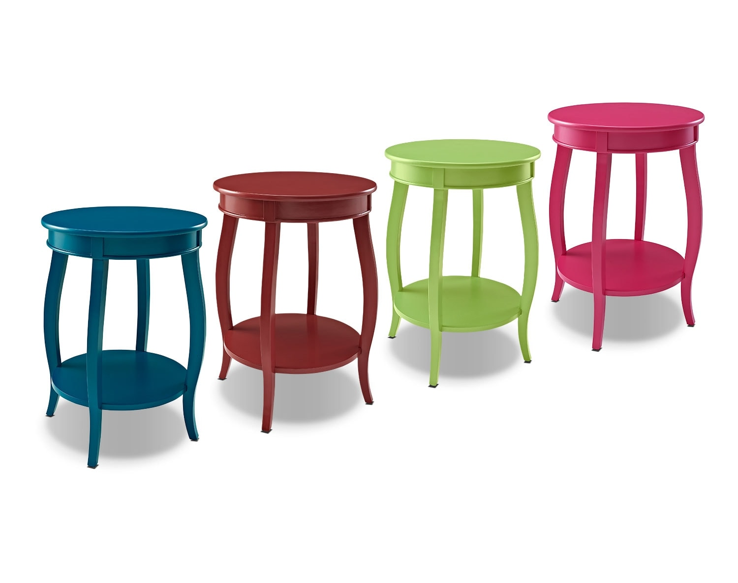 The Sydney Accent Table Collection