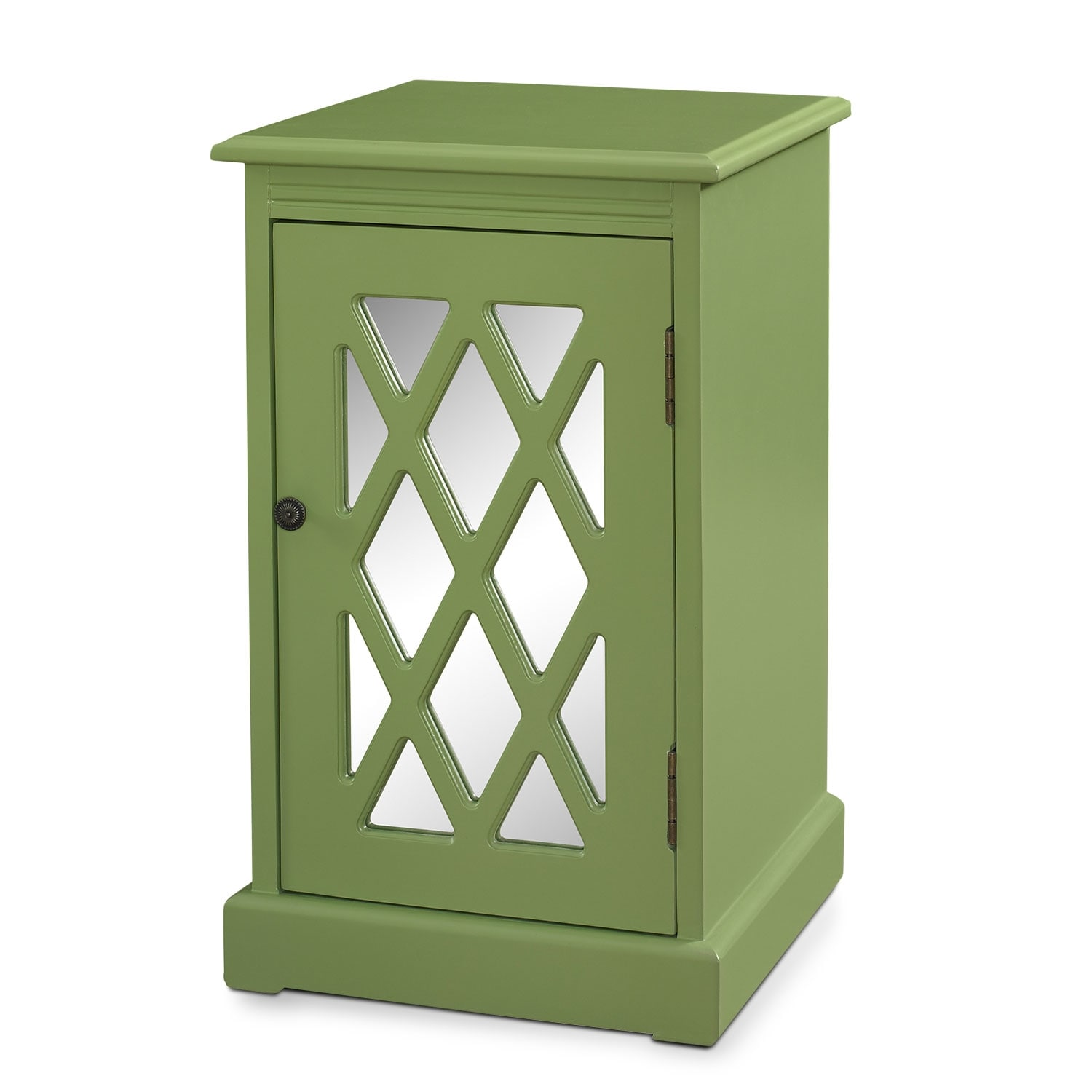 [Story Side Table - Olive]