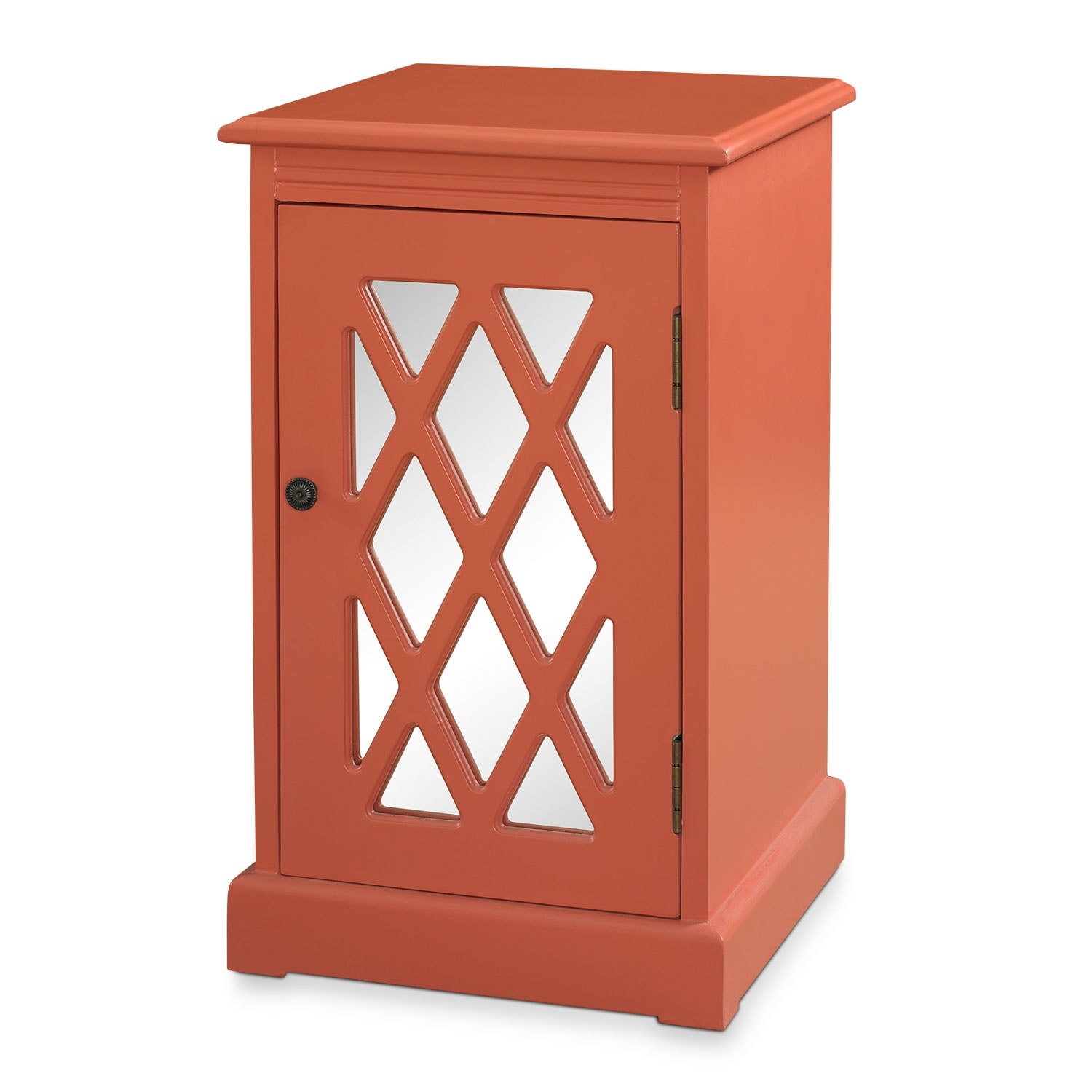 [Story Side Table - Coral]
