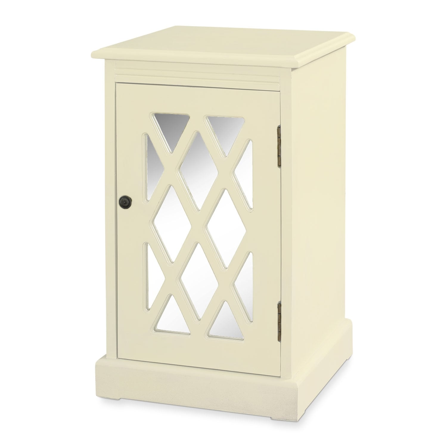 [Story Side Table - White]