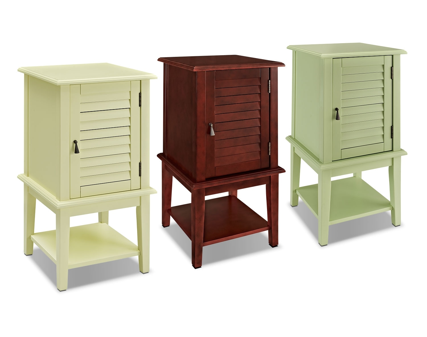 The Tulsa Side Table Collection American Signature Furniture