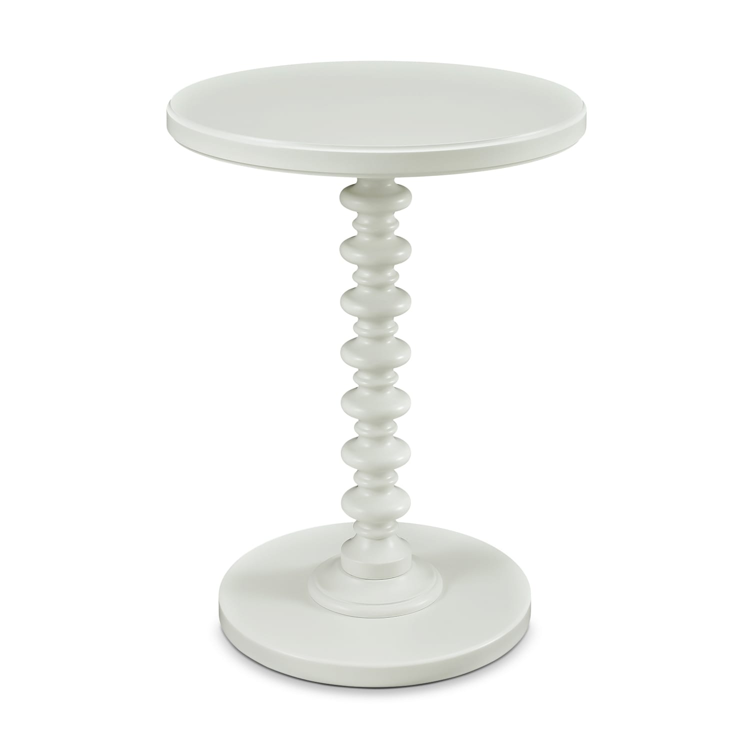 Kobi Accent Table - White