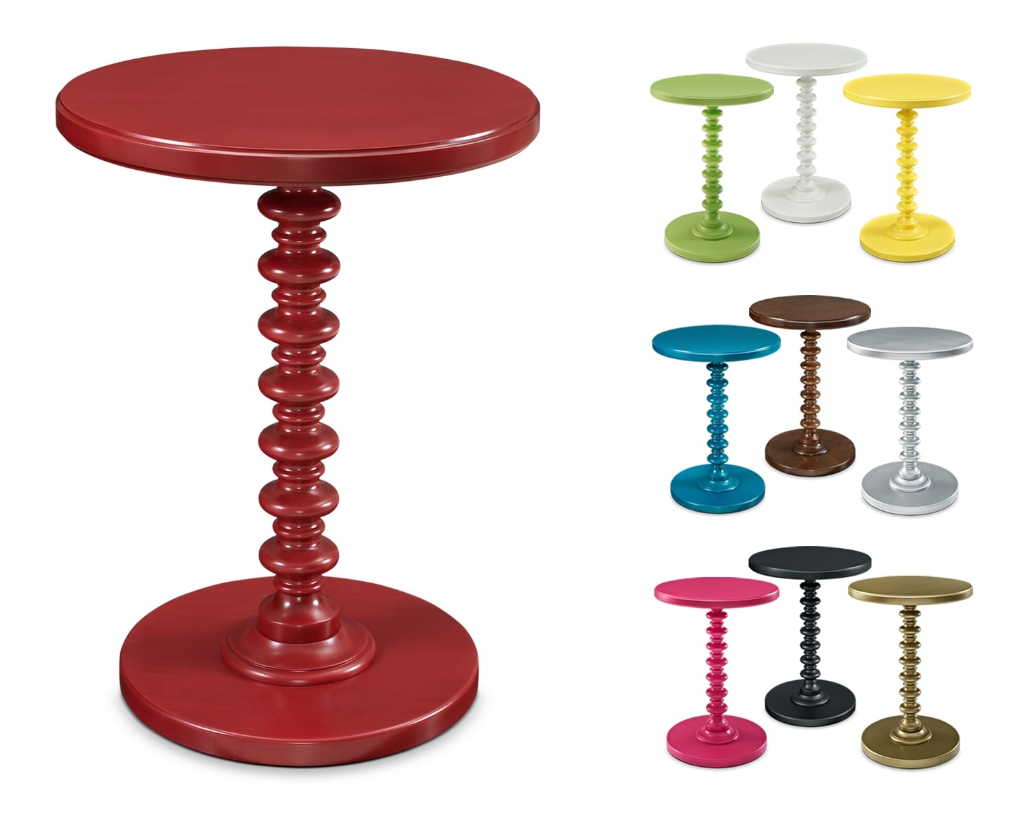The Kobi Accent Table Collection