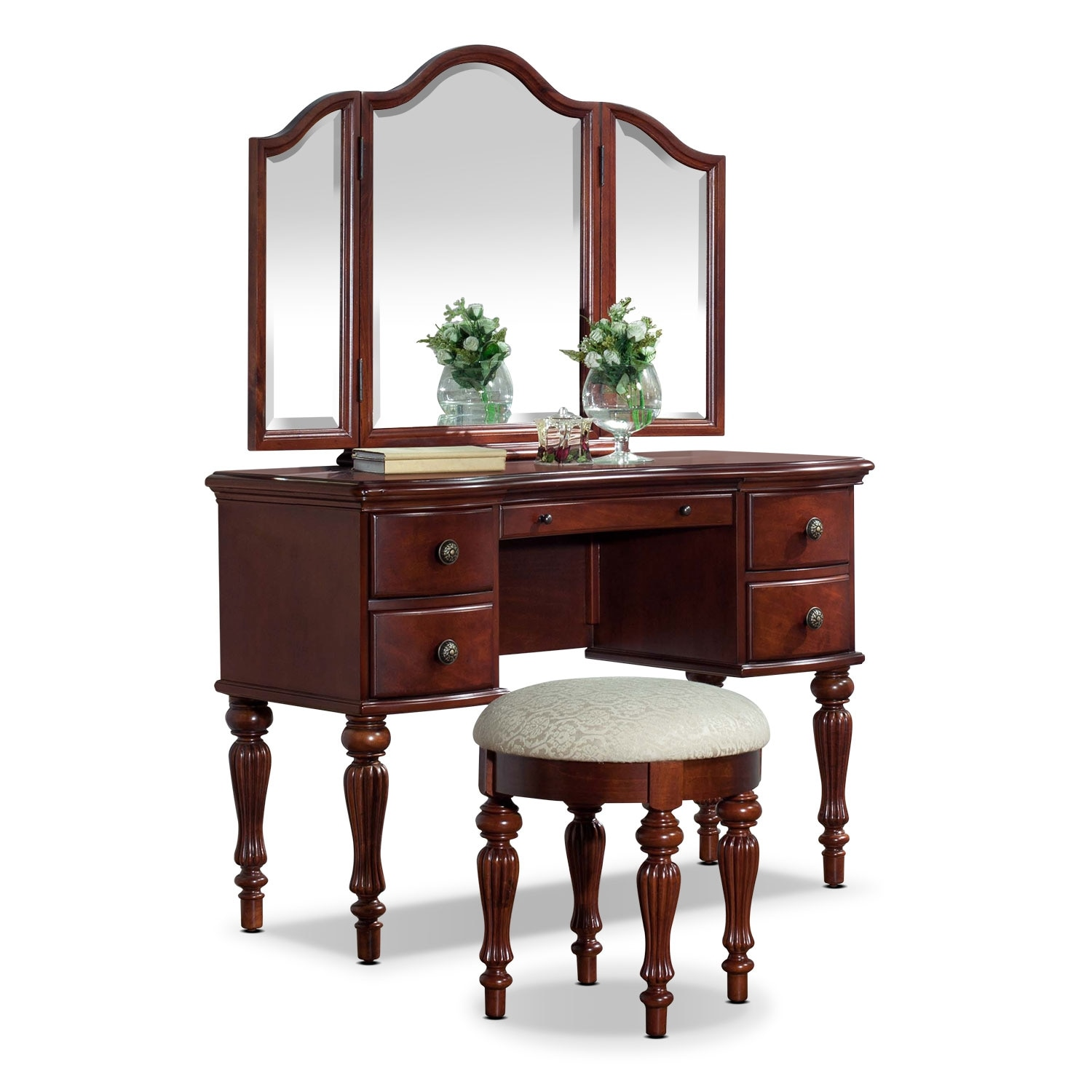 Bedroom Furniture - Sibley Vanity Set