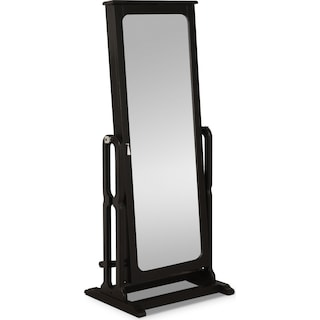 Sadie Cheval Storage Mirror