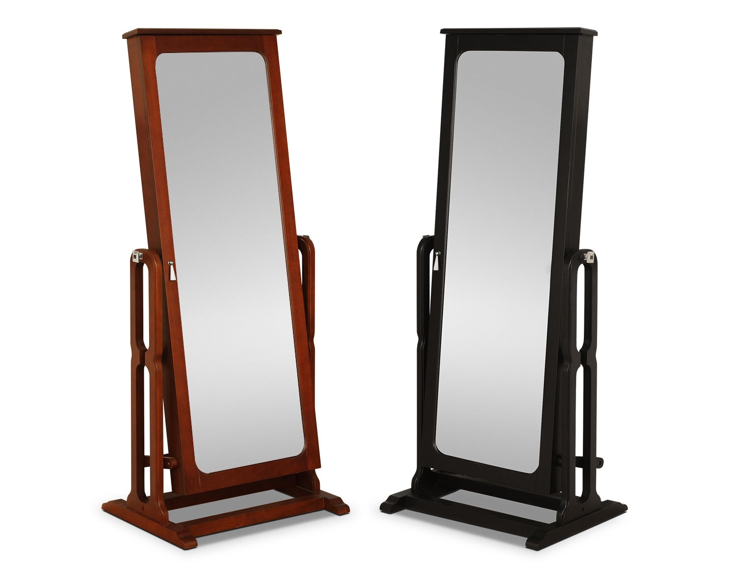The Sadie Cheval Storage Mirror Collection