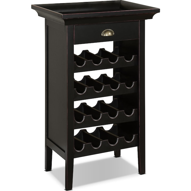 Accent and Occasional Furniture - East Point Wine Cabinet