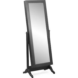 Loren Cheval Storage Mirror