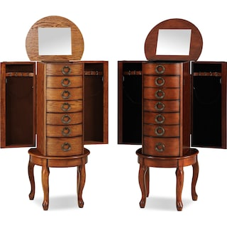 The Niles Jewelry Armoire Collection