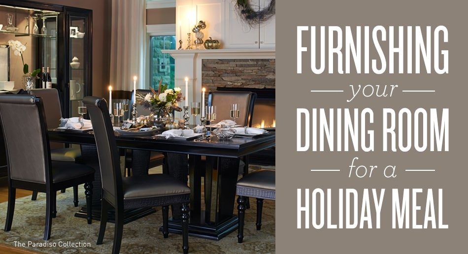 Furnishing Your First Dining Room