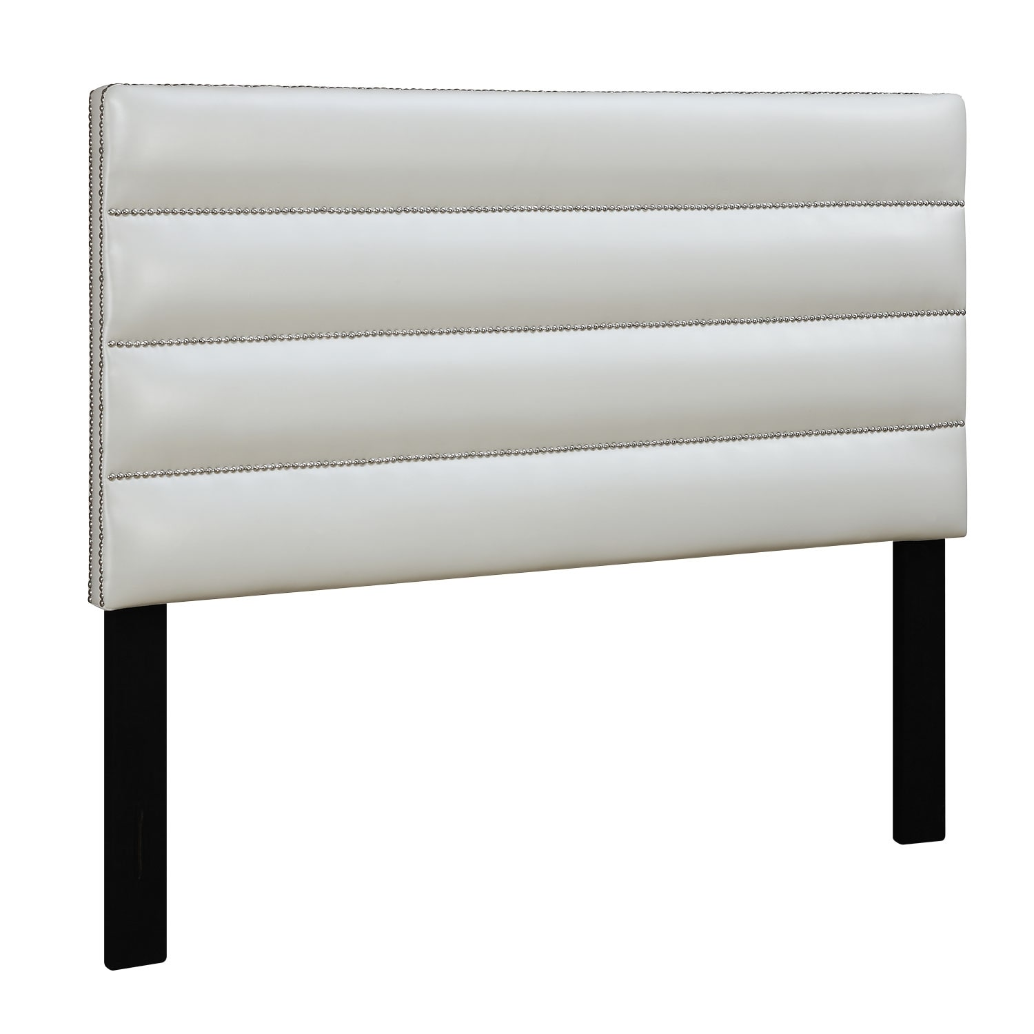 Kids Furniture - Ellie Full Headboard - Pearl