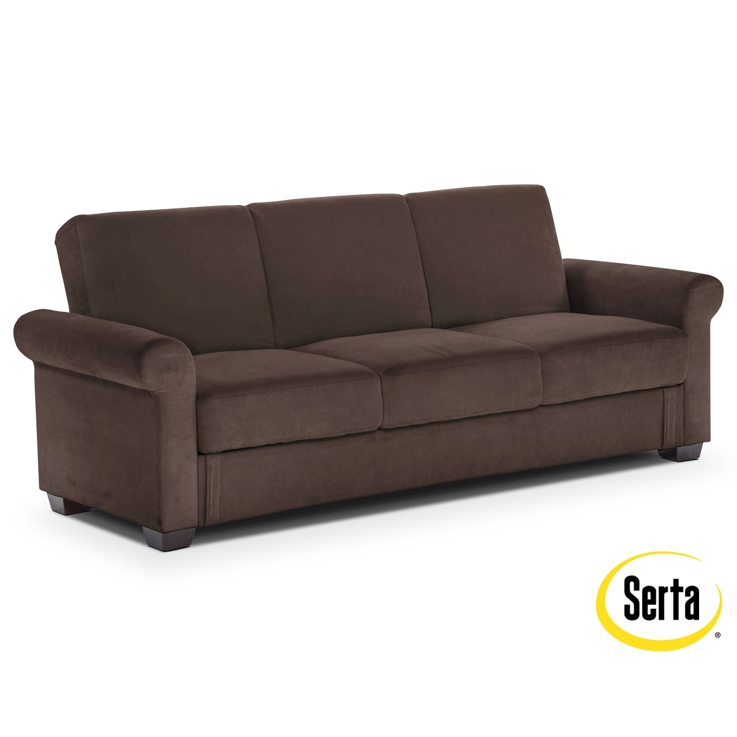 Thomas Futon Sofa Bed with Storage