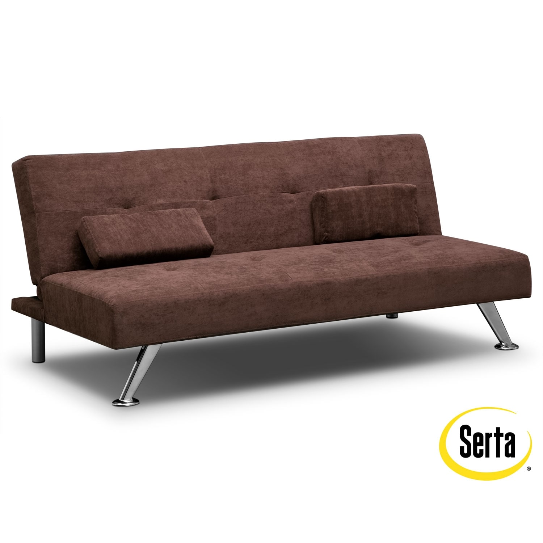 Futons Living Room Seating American Signature Furniture