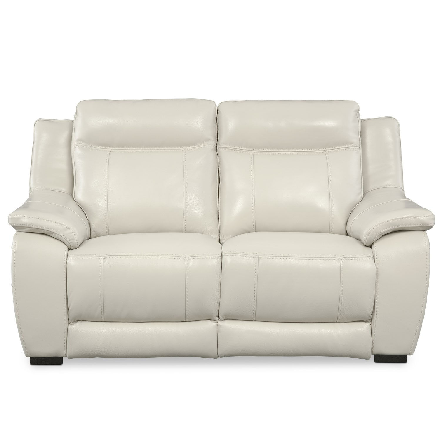 Lido Loveseat Ivory American Signature Furniture